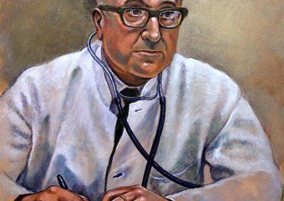 Portret van directeur GGD
