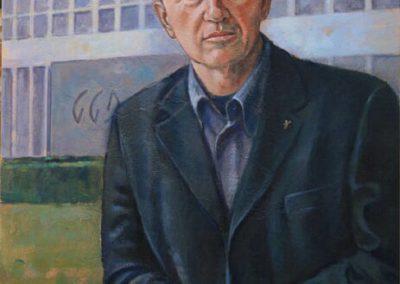 Portret van man