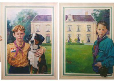 Kinderportretten