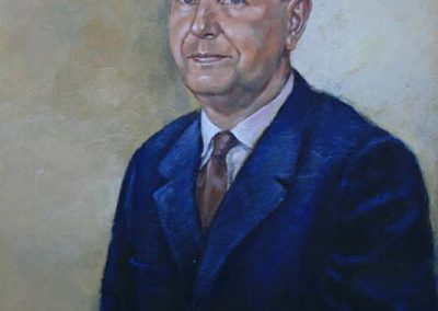 mannenportret directeur